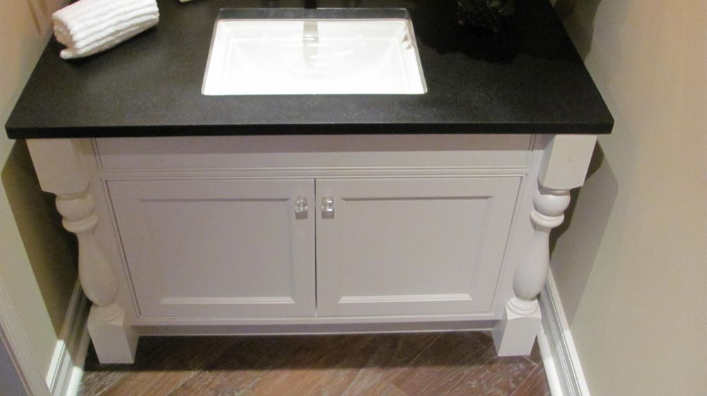 White Furniture Like Vanity